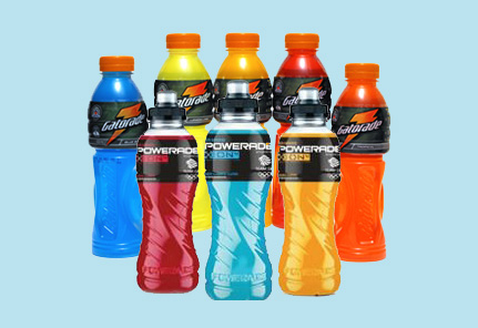 Sports beverage products